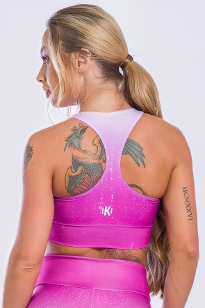 Top Nadador Sublimado (Purple Gradient) | Ref: K2312-A