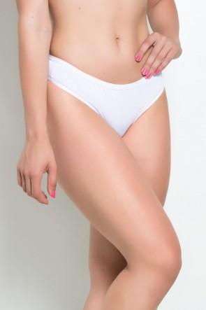 Calcinha Patrícia (Branco) | Ref: KS-A183-001