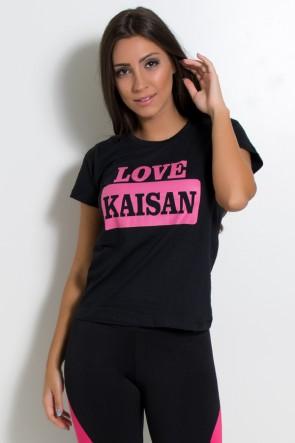 KS-F232-001_Camiseta_Feminina_Love_Kaisan_Preto__KS-F232-001