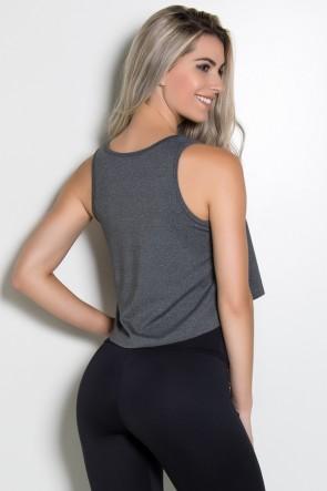 Camiseta Bianca Estampada (Get Up) | Ref: KS-F582-003