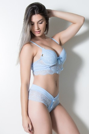 Conjunto Ana Clara 503 (Azul) | Ref: CEZ-TT503-003