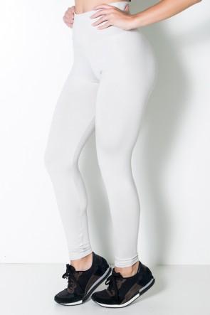 Legging Lisa  Branco Gelo | Ref: KS-F23-020