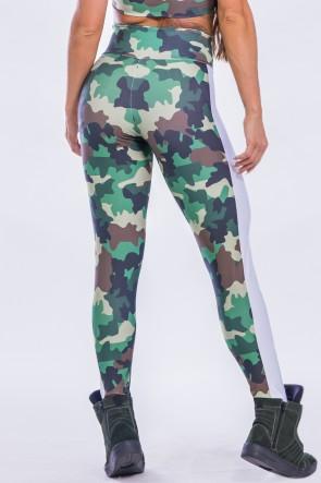 Calça Sublimada Military | Ref: K2551-A