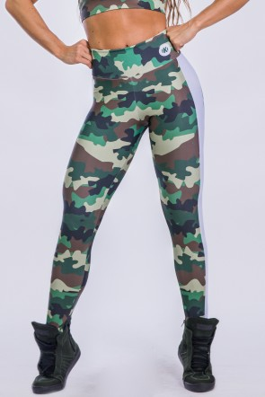 Calça Sublimada Military | Ref: K2551-A