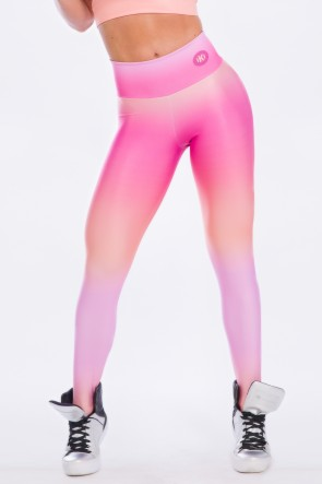 Calça Sublimada Pink Sunset | Ref: K2491-A