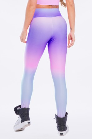 Calça Sublimada Purple Sunset | Ref: K2491-D