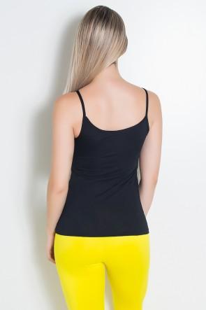 Camiseta Dry Fit July Get Up (Preto)   KS-F372-002