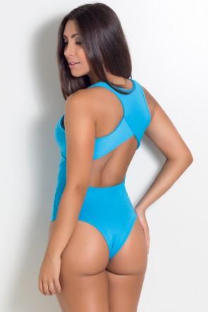 Body Viviane Liso (Azul Celeste)   Ref: F427-004