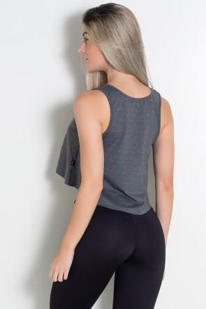 Camiseta Bianca Estampada (Get Up) | Ref: KS-F582-001