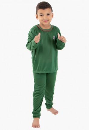 CEZ-PA078-004_Pijama_Longo_Inf._Masc._078_Verde_Escuro_CEZ-PA078-004