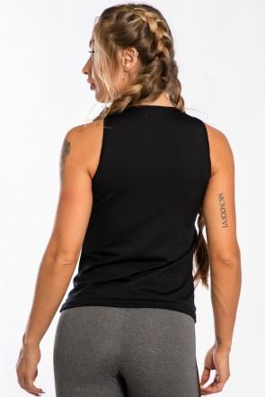 Camiseta Básica (Preto) | Ref: K2441-A