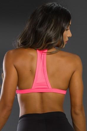 Top Nadador Básico (Rosa Neon)   Ref: K2452-G