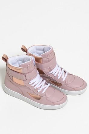KS-T85-001_Sneakers_Couro_com_Detalhe_Metalizado_772-04_Rose__Ref:_KS-T85-001