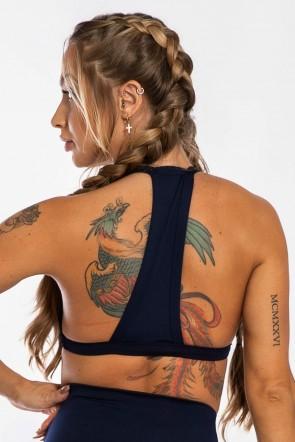 Top Nadador Básico (Azul Marinho) | Ref: K2452-C