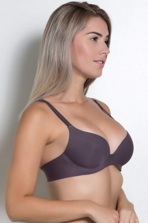 Soutien Push UP Laser ZR0301 (Marrom) | Ref: KS-B250-003
