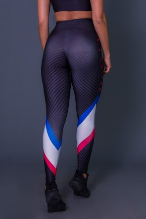 Calça Legging American Way | Printed: K2614