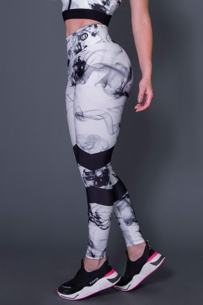 K2616_Calca_Legging_Black_Abstract__Ref:_K2616