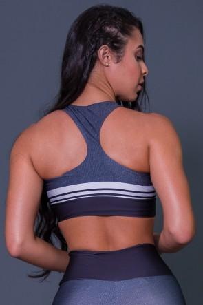Top Nadador 3D Cotton And Stripes | Ref: K2629