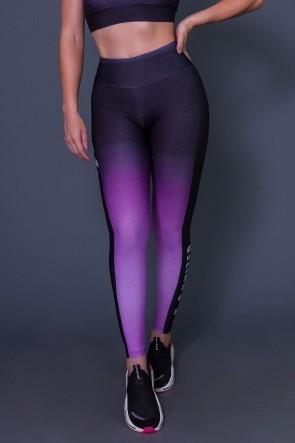 Calça Legging Purple Drizzle | Ref: K2642-B