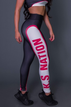 K2646_Calca_Legging_Nascar_United__Ref:_K2646
