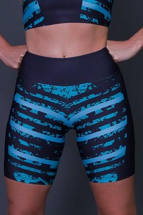 Bermuda Camo Stripes | Printed: K2651
