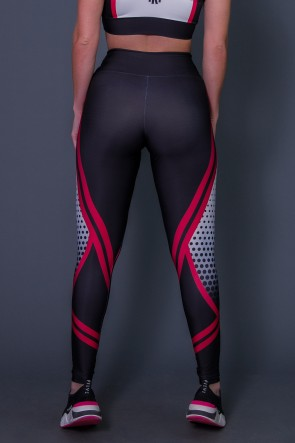 Calça Legging High School Sport | Printed: K2652