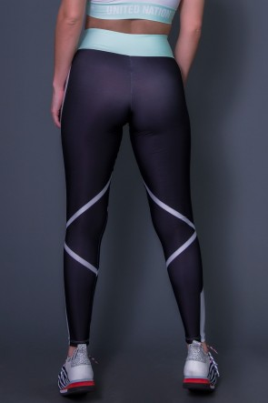 Calça Legging United New Lines | Printed: K2654