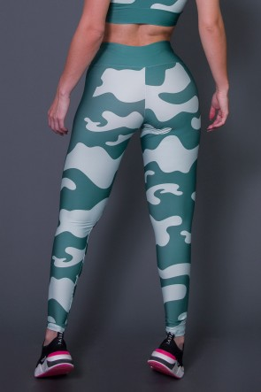 Calça Legging Green Hunt | Printed: K2662-A