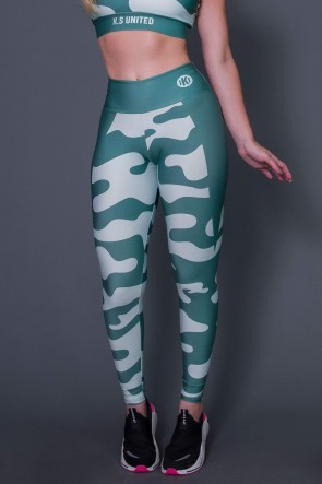 Calça Legging Green Hunt | Ref: K2662-A