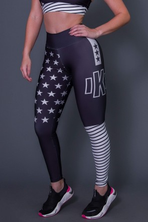 Calça Legging Night Star | Ref: K2664