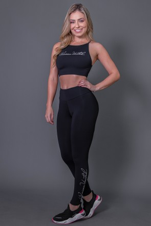 K2583-A_Calca_Legging_Fitness_com_Silk_Assinatura_Pequena_Preto__Off-White__Ref:_K2583-A