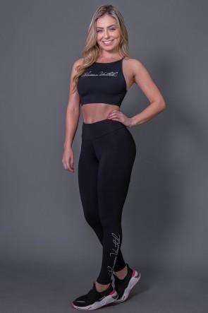 K2583-A_Calca_Legging_Fitness_com_Silk_Assinatura_Pequena_Preto__Off-White__Ref:_K2583-A