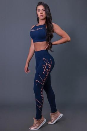 K2592-B_Calca_Legging_Fitness_com_Silk_Assinatura_Grande_Azul_Marinho__Salmao__Ref:_K2592-B