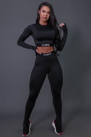 K2688-A_Calca_Legging_Fitness_com_Elastico_e_Silk_Preto__Branco__Ref:_K2688-A
