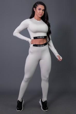 K2688-D_Calca_Legging_Fitness_com_Elastico_e_Silk_Off-White__Preto__Ref:_K2688-D
