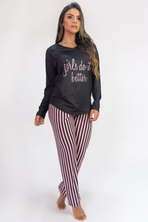 K2803_Pijama_de_Manga_Longa_Raglan_Estampa_Digital_Girls_Do_It_Better__Ref:_K2803