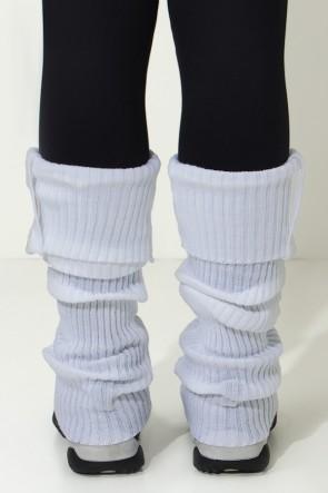 Polaina de Lã (Branco) | Ref: WES001-002