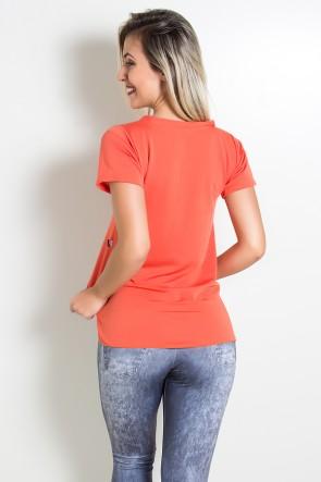 Camiseta Dry Fit Estampada (Contém Whey Protein) | Ref: KS-F511