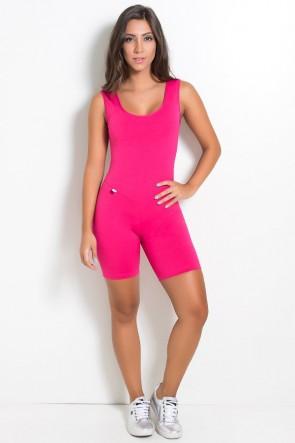 Macaquinho Jú (Rosa Pink) | Ref: KS-F330-003