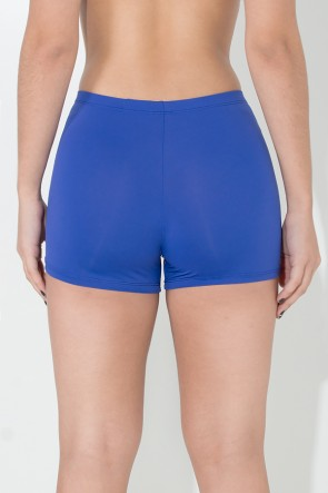 Mini Short Liso (Azul Royal) | Ref: KS-F1844-003