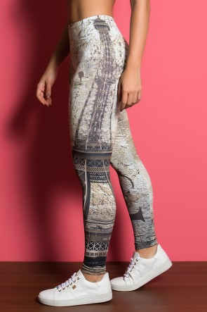 Legging Paris Sublimada | Ref: KS-F1878