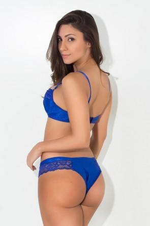 Conjunto Atena (Azul Royal) | Ref: KS-B213-003