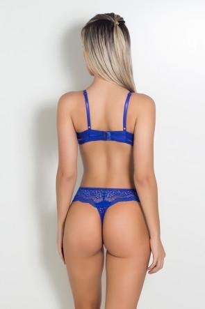 Conjunto Natanielle 1315 (Azul Royal) | Ref: KS-B230-005