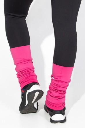 Polaina Fitness Lisa (O Par) (Rosa Pink) | Ref: KS-F182-004