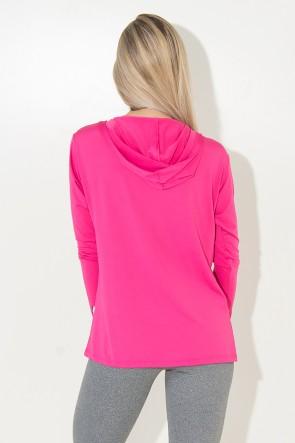 Casaco Fitness Nakamura (Rosa Pink) | Ref: F507-004