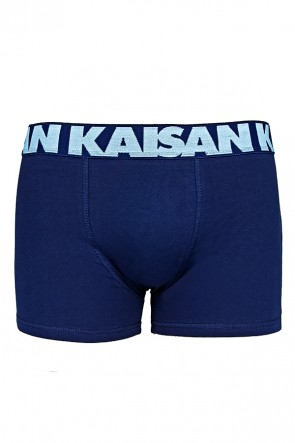Kit com 5 Cuecas Boxer Cotton 567