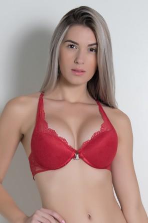 Sutiã Eliza 802 (Vermelho) | Ref: CEZ-S01-001