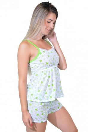 Babydoll Feminino 223 (Verde)