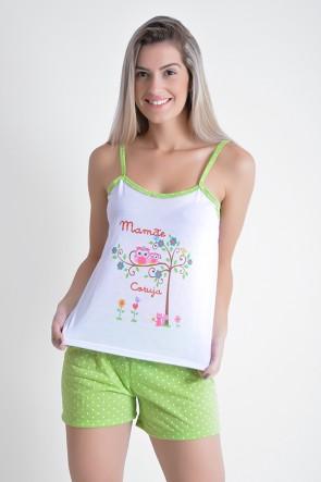 Babydoll Feminino 267 (Verde)