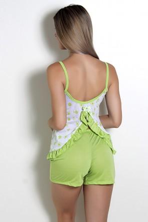 Babydoll Feminino 197 (Verde)